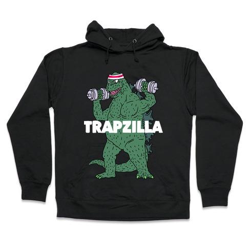 Trapzilla Hooded Sweatshirt