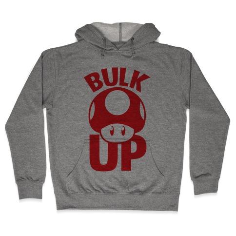 Bulk Up Hooded Sweatshirt
