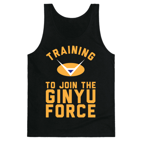 Training To Join The Ginyu Force