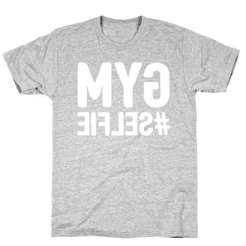 Gym Selfie T-Shirt