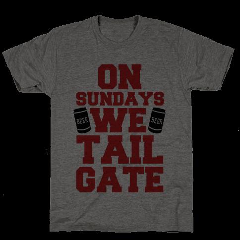On Sundays We Tailgate