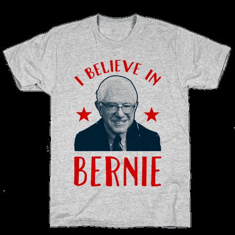 I Believe in Bernie
