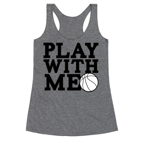 Play Together Racerback Tank Top