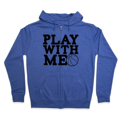 Play Together Zip Hoodie