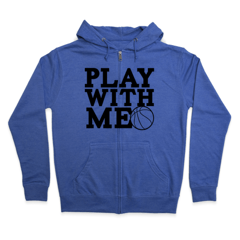 Play Together Zip Hoodie