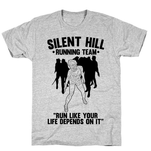 Silent Hill Running Team T-Shirt