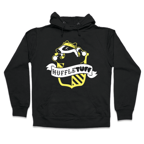 HuffleTUFF Hooded Sweatshirt
