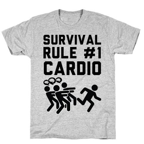 Rule One Cardio T-Shirt
