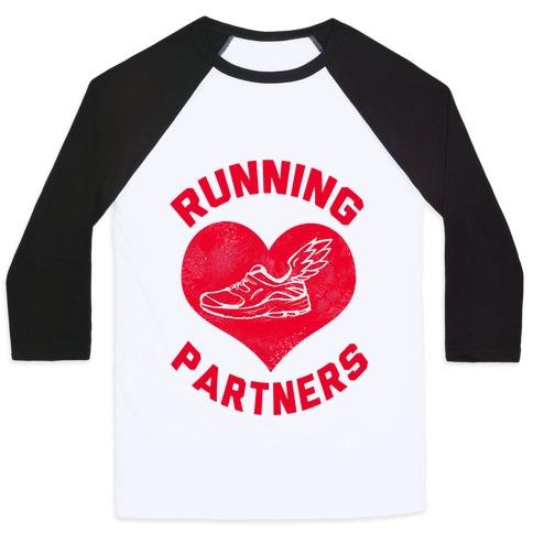 Running Partners Baseball Tee
