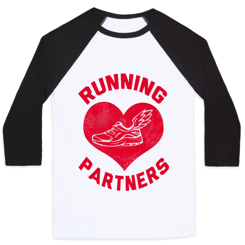 Running Partners Baseball Tee