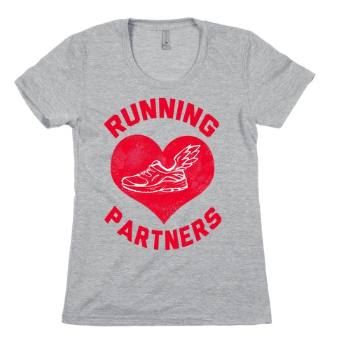 Running Partners Womens T-Shirt