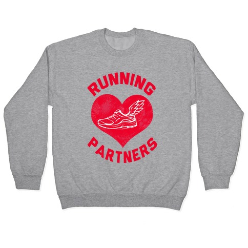 Running Partners Pullover