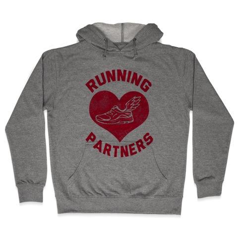 Running Partners Hooded Sweatshirt