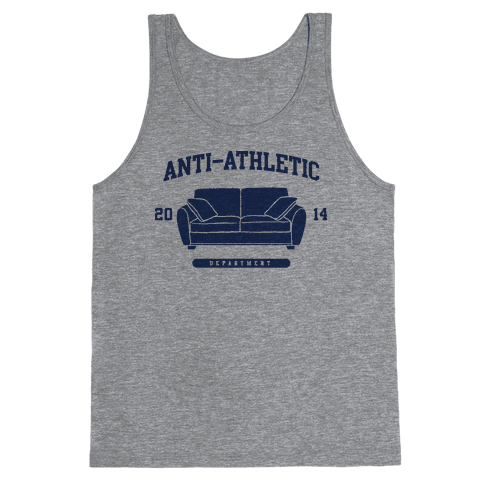 Anti Athletic Club Tank Top