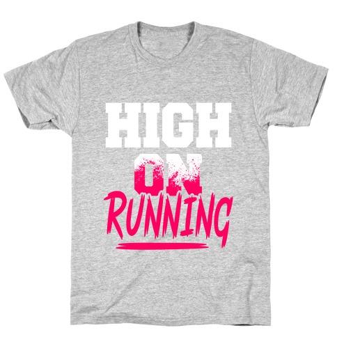 High On Running T-Shirt