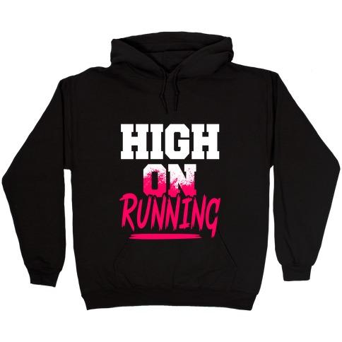 High On Running Hooded Sweatshirt