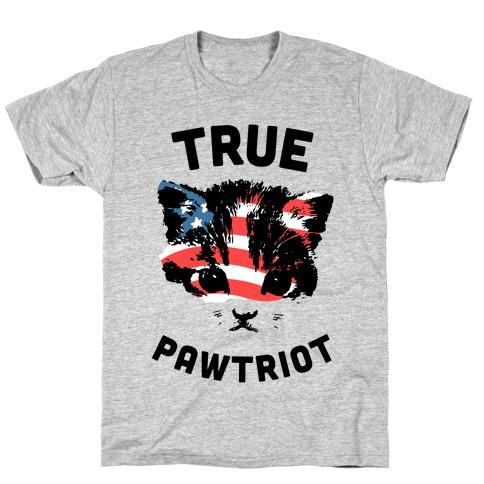 True Pawtriot T-Shirt