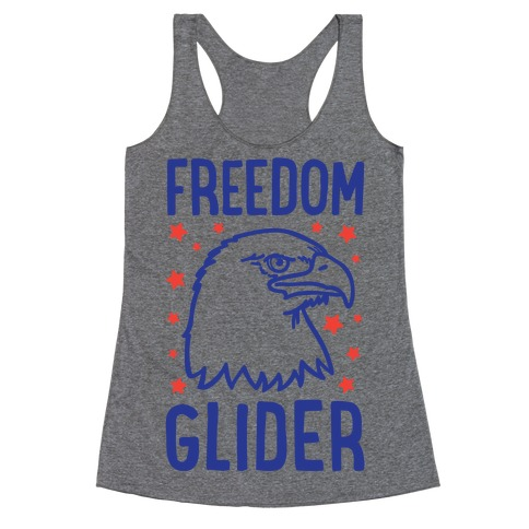 Freedom Glider Racerback Tank Top
