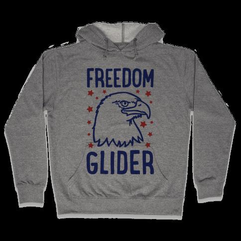 Freedom Glider Hooded Sweatshirt