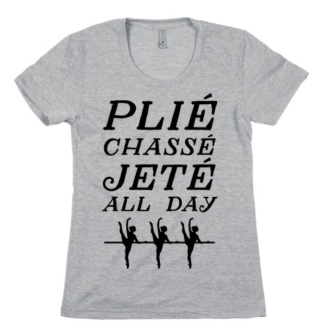 Pli Chass Jet All Day Womens T-Shirt