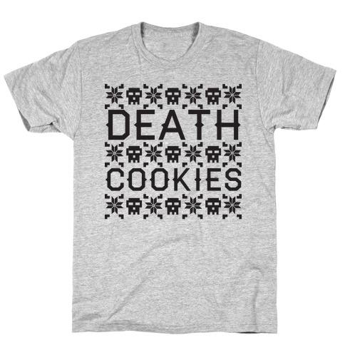 Death Cookies Mens/Unisex T-Shirt