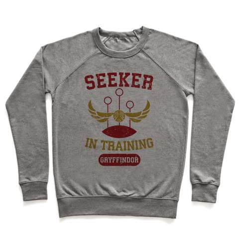 Seeker In Training (Gryffindor) Pullover