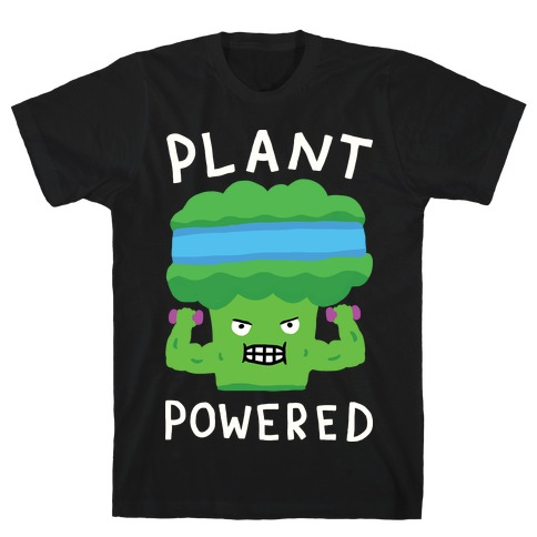 Plant Powered T-Shirt
