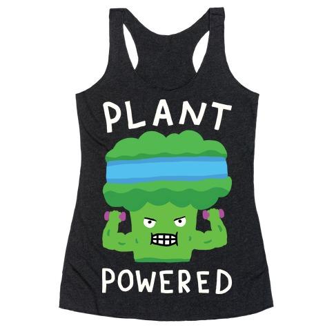 Plant Powered Racerback Tank Top