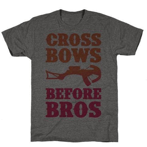 Crossbows Before Bros