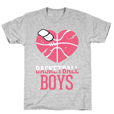 Basketball Boys T-Shirt