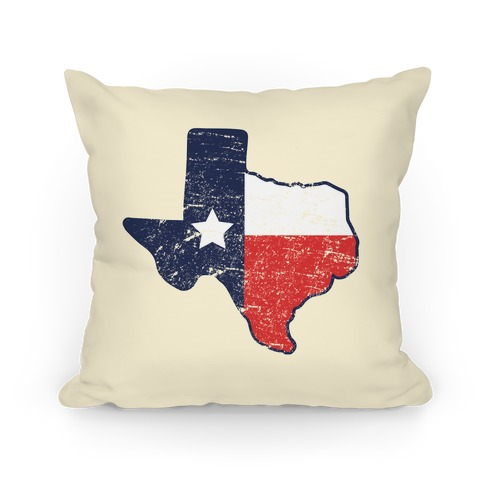 Texas Pride Pillow
