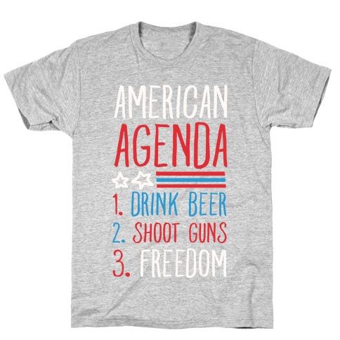 American Agenda T-Shirt