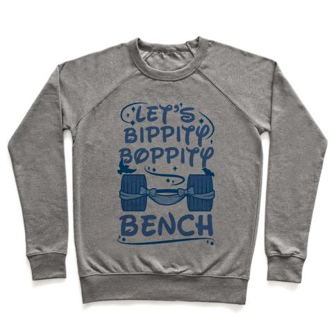 Let's Bippity Boppity Bench Pullover