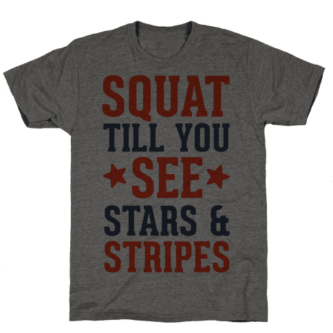 Squat Till You See Stars