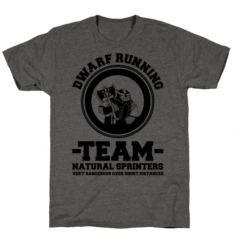 Dwarf Running Team