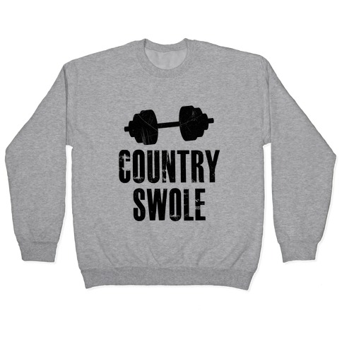 Country Swole Pullover