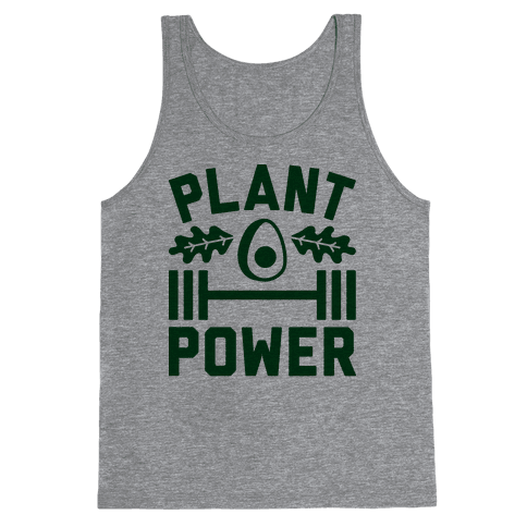 Plant Power Tank Top