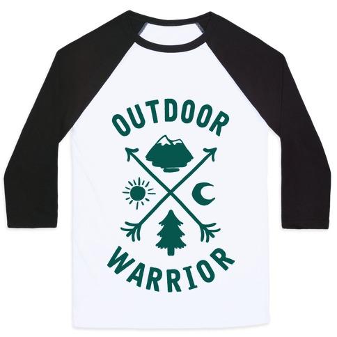 Outdoor Warrior Baseball Tee