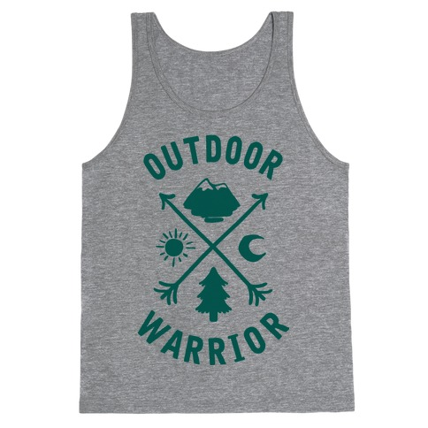Outdoor Warrior Tank Top