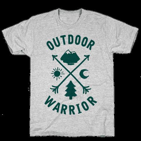 Outdoor Warrior Mens T-Shirt