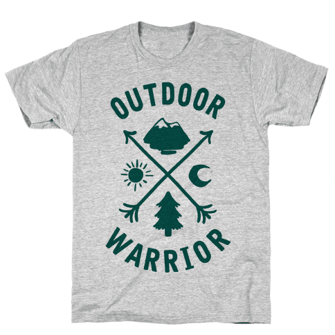 Outdoor Warrior Mens T-Shirt