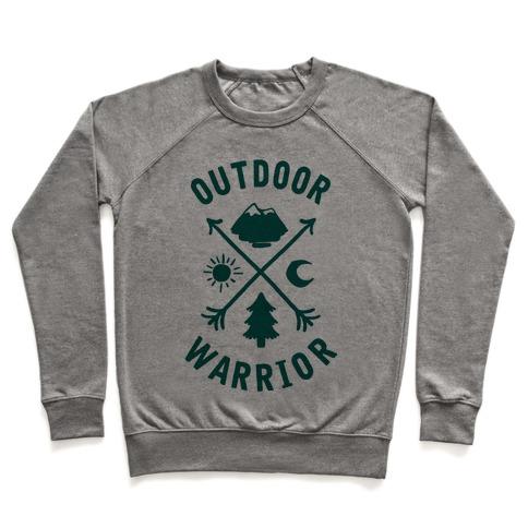 Outdoor Warrior Pullover