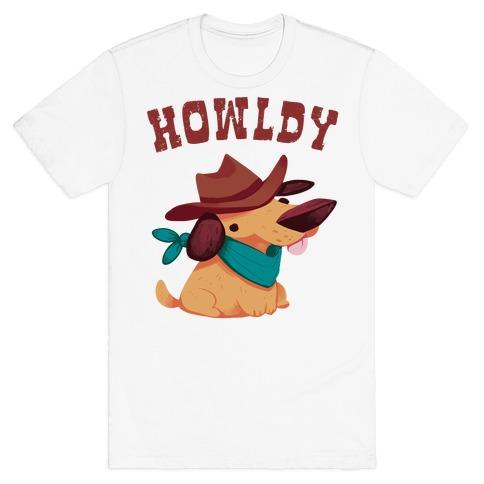 Howldy T-Shirt