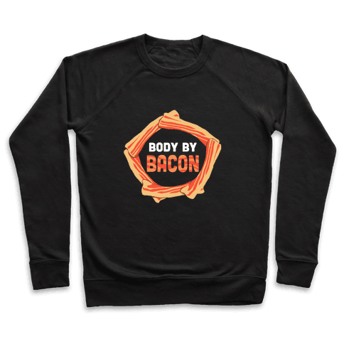Body By Bacon (Tank) Pullover