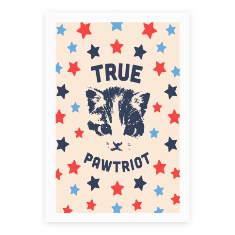 True Pawtriot Poster