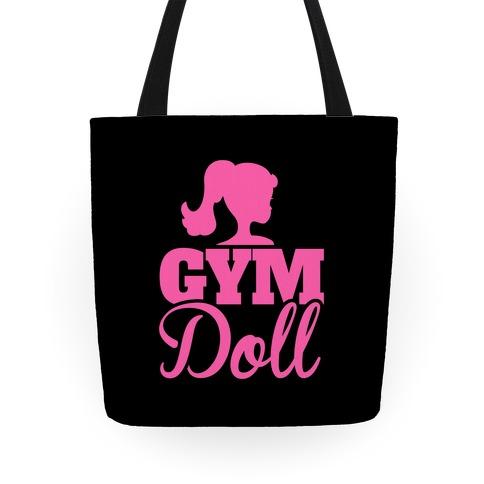 Gym Doll Tote