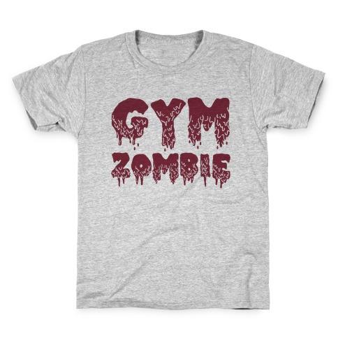 Gym Zombie Kids T-Shirt