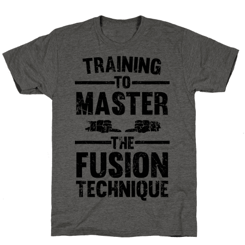 Training To Master The Fusion Technique