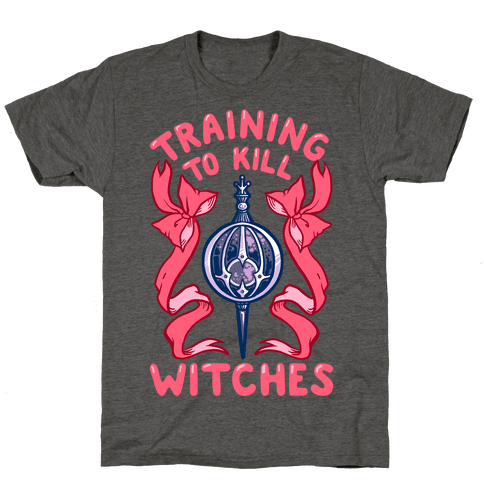 Training To Kill Witches