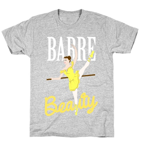 Barre Beauty Mens T-Shirt